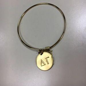 Jewelry - Sorority charm bracelet stack them!!